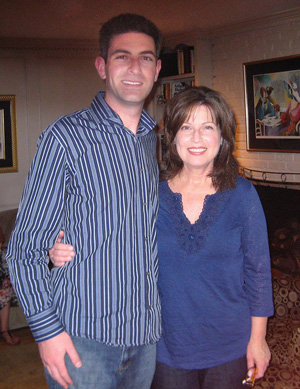 Mother-son team Aaron and Judy Sheinbein of San Diego launched FindMyFamily.org to unite families separated by adoption.