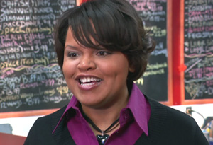 Oprah's niece Alisha Hayes owns Pat's Rib Place in Milwaukee, named after Oprah's deceased sister Pat